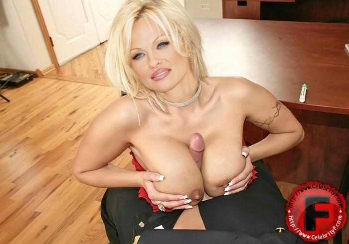 CELEBRITY F - Pamela Anderson fakes.