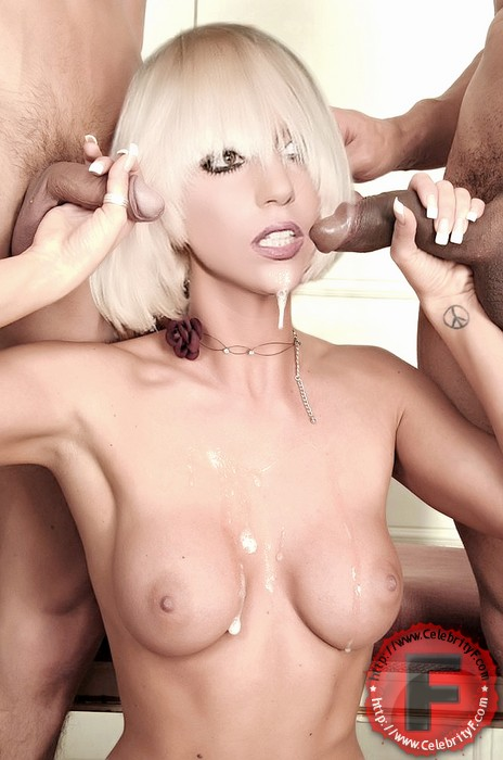 What here lady gaga naked fakes agree